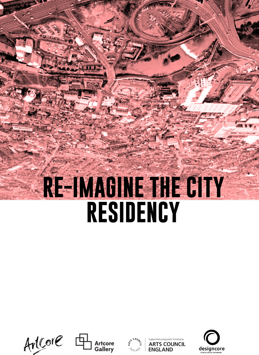 Re-imagine the City Residency Callout