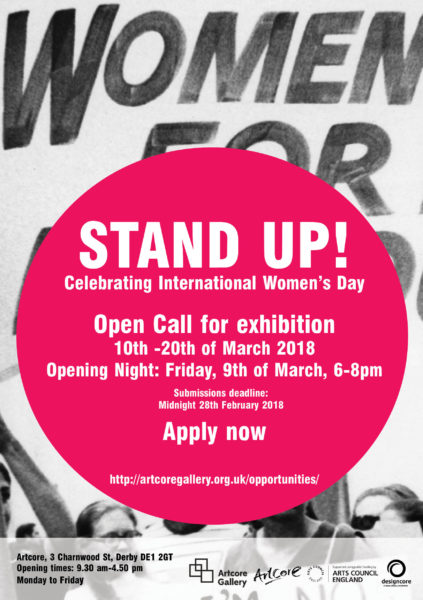 Stand up! Exhibition