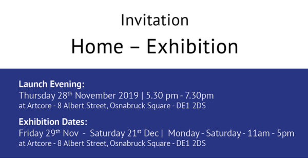 Home exhibition Launch Evening