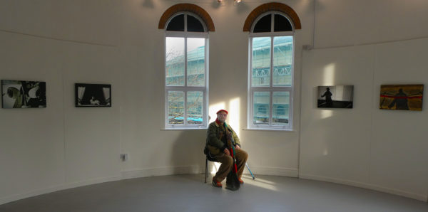 Only the Lonely? - an Exhibition by Tony Fisher
