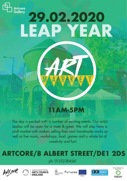 Leap Year Art Market