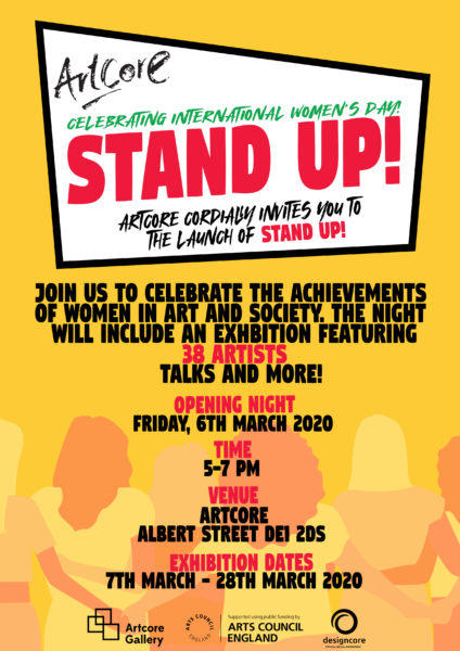 Stand Up Exhibition