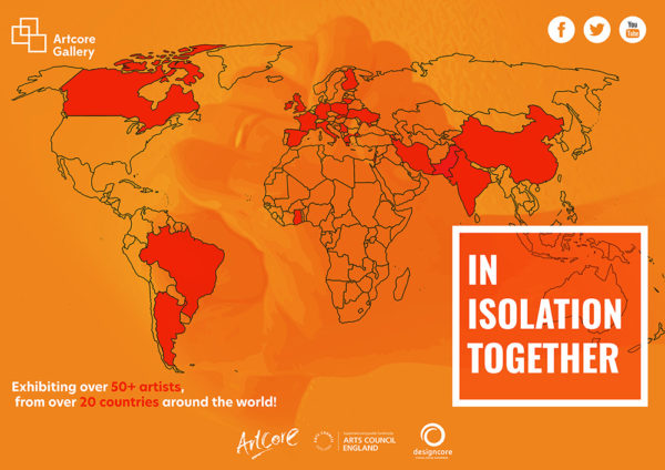 In Isolation Together - Online Exhibition