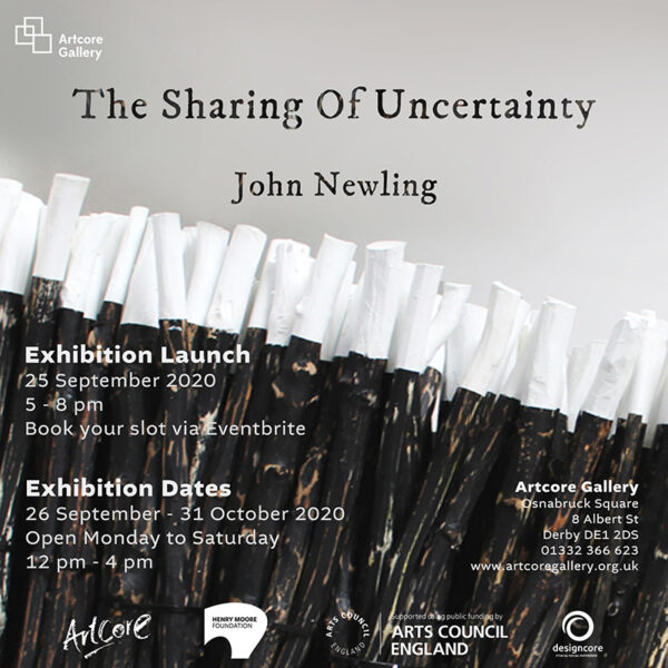 The Sharing of Uncertainty - Exhibition