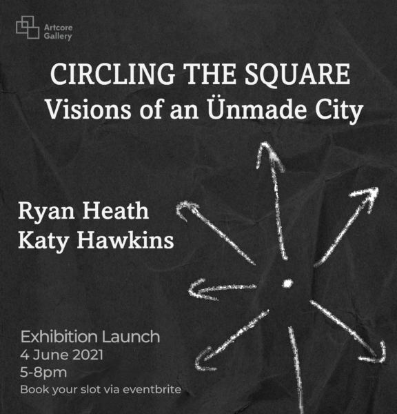Exhibition Launch - Circling the Square