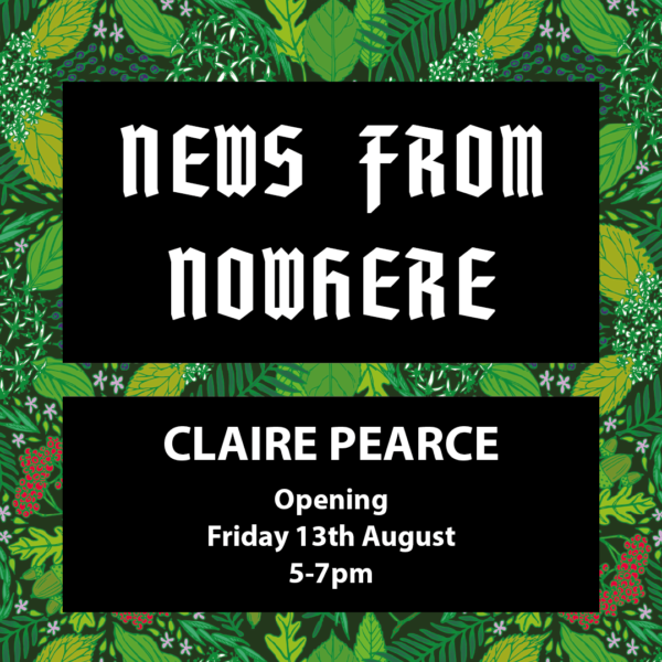 Exhibition Opening: News From Nowhere